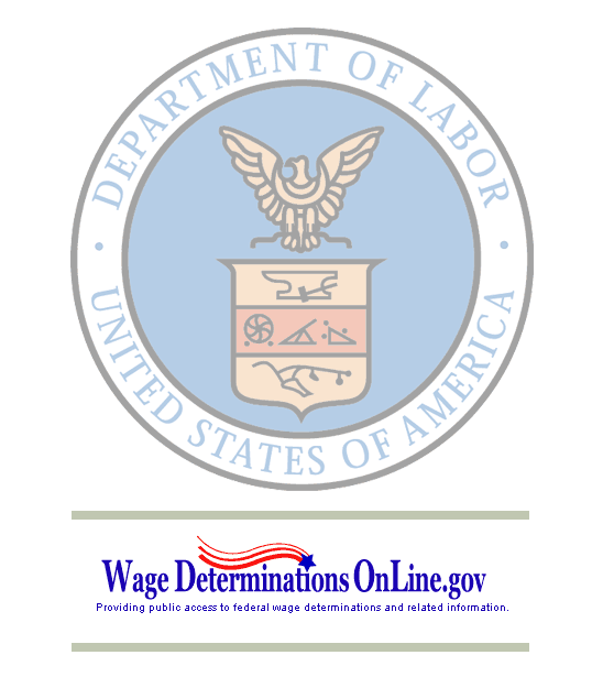 wage determinations on line